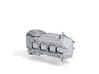 EA Cotton-class Fleet Tender Full Thrust Scale 3d printed