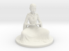 The Childlike Empress Lamp Statuette 10cm 3d printed