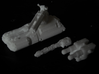 MG144-HE002C Turma Multirole Vehicle (Medium Tank) 3d printed Model in WSF