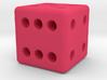 12mm designer dice  3d printed