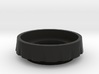 Canon Demi-C 50mm SD lens to M39 Adapter 3d printed