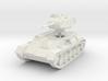 1/56 (28mm) T-80 light tank 3d printed