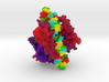 RNase III complexed with dsRNA 3d printed