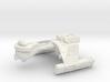 3788 Scale Klingon F5K Refitted Frigate WEM 3d printed