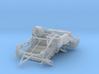 Spudnik 6640 main body 3d printed