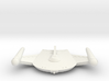 3788 Scale Romulan War Eagle MGL 3d printed