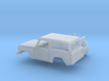 1/87 1966-77 Ford Bronco Kit 3d printed