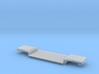 WP&Y Drop Center Flat Sn3 3d printed