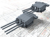 "1/350 Strasbourg 330 mm/50 (13"") Model 1931 Guns 3d printed 1/350 Strasbourg 330 mm/50 (13"") Model 1931 Guns"