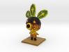 Deku Statue from Zelda Majora's Mask 3d printed