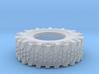 Hummer Tire  for Meng hummer 3d printed