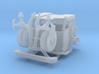 1/160 Crown Snorkel cab 3d printed