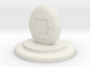 Virtual Pet Standing Piece 3d printed