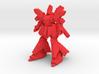 1/700 Military Diorama Robot Sazabi 3d printed