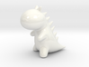 Little Porcelain Dino 3d printed