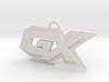 GX symbol 3d printed