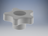 Adjustment Screw For lawn mower 3d printed