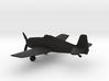 Grumman F6F Hellcat 3d printed