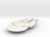 NewYork Class  GunCruiser 3d printed
