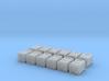 1/24 British Flimsies Can Set101 3d printed