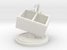 Kitchen Sink Light Object 3d printed