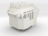 Basic Bridge 1/75 fits Harbor Tug 3d printed