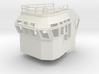 Bridge Superstructure 1/50 fits Harbor Tug  3d printed