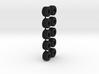 1/64 750/45R22.5 Tire 3d printed