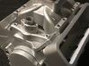 Brodix Block and Big Brodie heads without intake 3d printed Shown with intake manifold