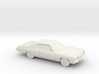 1/87 1971 Chevrolet Impala Custom Coupe 3d printed
