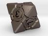 Companion Cube D8 - Portal Dice 3d printed