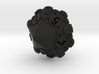 Spindown Companion Cube D10 - Portal Dice 3d printed