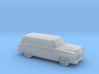 1/220 1952 Ford Crestline Station Wagon 3d printed