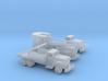 1/285 Scale Brockway Truck Set 3d printed