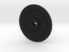 Thin Medium Solid Wheel 3d printed