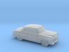 1/220 1952 Ford Crestline Coupe 3d printed
