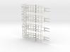 32-H0030: Jet Blast Deflector (4 panels), 1:32 3d printed