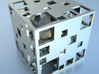 Undead Cube Sphere Menger F27 3d printed