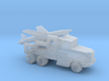 1/285 Scale Lacrosse Missile Launcher 3d printed