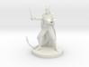 Tiefling Wizard 3d printed