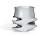 Skeletal flower pot 3d printed