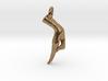 Kapithaka Mudra Pendant/ Charm 3d printed