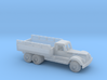 1/87 Scale Diamond T Engineering Truck 3d printed