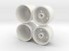 Marui Big Bear Front Wheels 3d printed