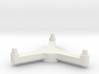 3125 Scale Tholian POL Pinwheel Stand Topper SRZ 3d printed