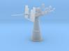 1/48 Royal Navy 20mm Oerlikon Mk IIIA  3d printed