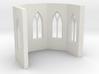shkr019 - Teil 19 Chor mit Fenstern 3d printed