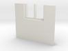 shkr041 - Teil 41 Seitenwand mit Fenster1-2 abgebr 3d printed