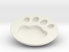 Cat soy sauce dish A3 3d printed