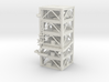 1/400 NASA LUT levels 13-18 Launch Umbilical Tower 3d printed